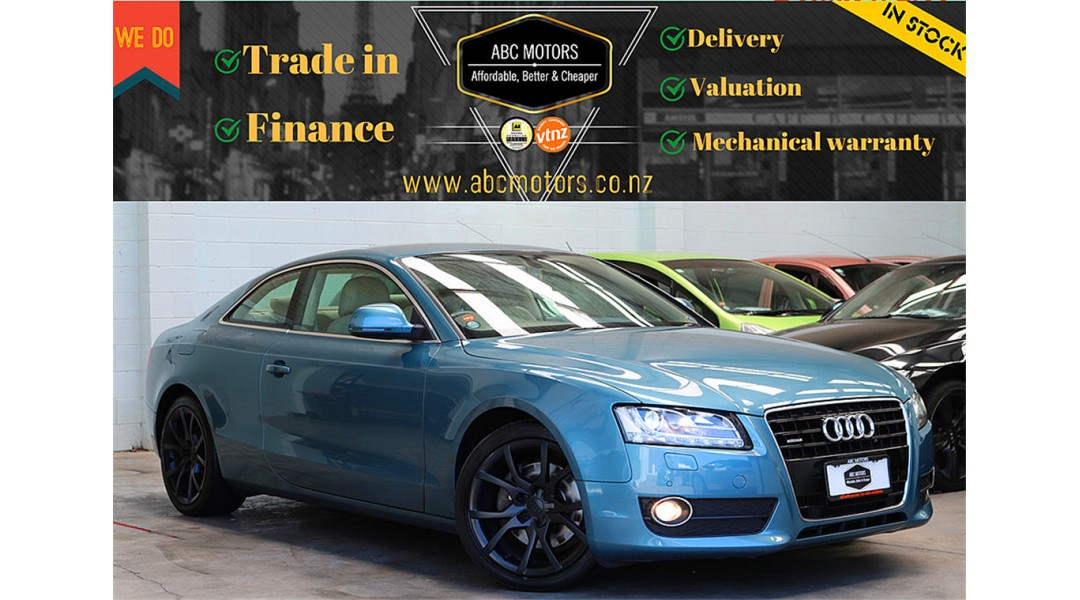 2009 Audi A5 Coupe 32fsi Quattro Low Ks